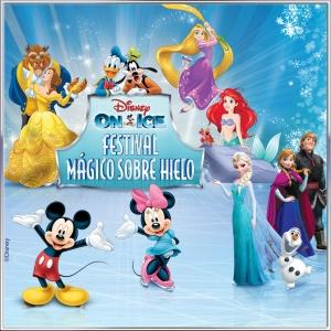 Disney on Ice-Festival Magico sobre Hielo