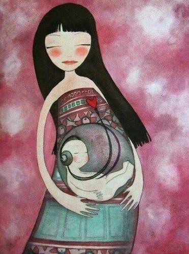 Desarrollo y Estimulación del lenguaje: Durante el embarazo y reciénnacido