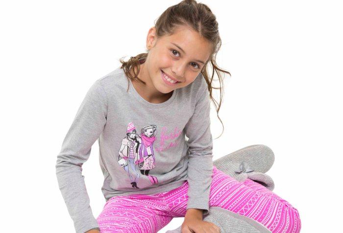 Pijamas Flores Kids