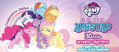 Día de la amistad My Little Pony