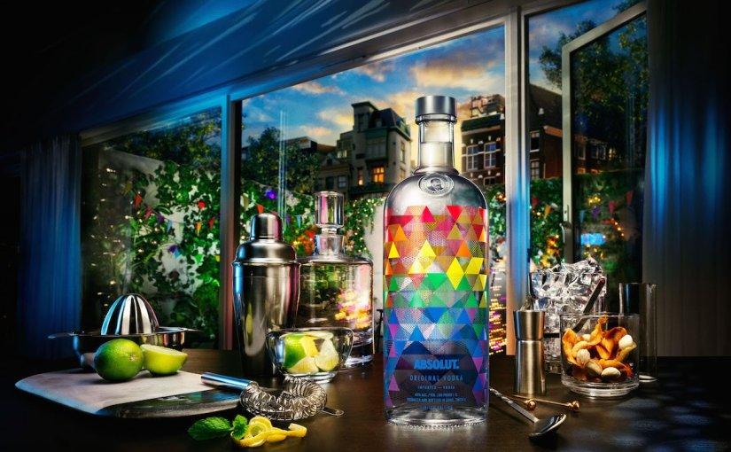 Absolut vodka celebra ladiversidad