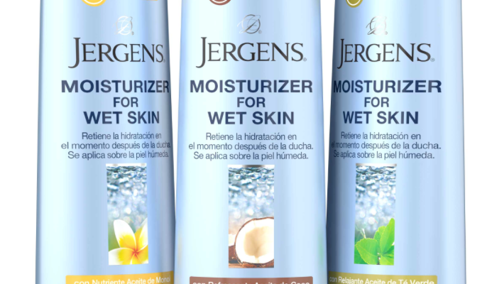 Moisturizer for Wet Skin de JERGENS®