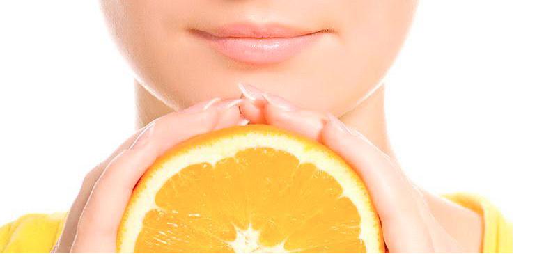 Vitamina C inyectada