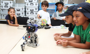 robótica niños