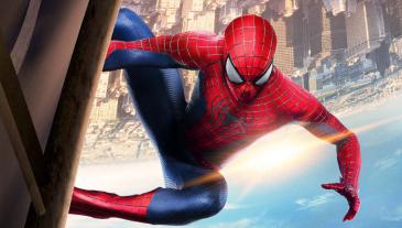 panorama spiderman costanera center