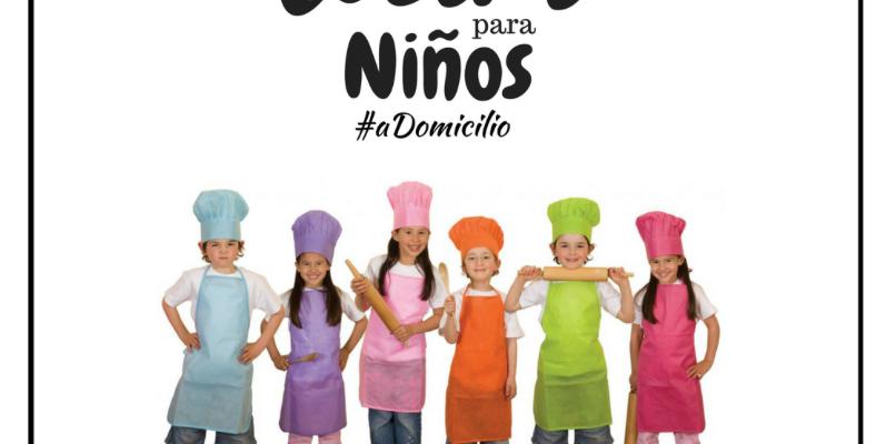 Clases de cocina con niños