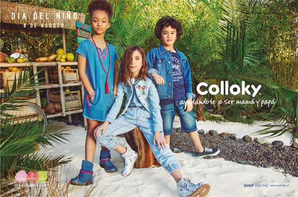 #DíadelNiño Sigue las tendencias que trae Colloky