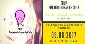 Feria de Emprendedoras de Chile