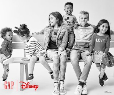 Gap Disney