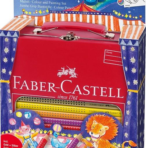 Faber-Castell invita a las familias a celebrar este Día del Niño jugando yaprendiendo