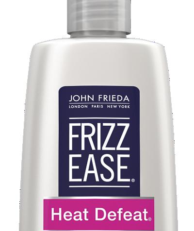 Heat Defeat John Frieda