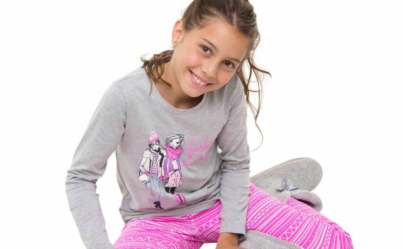 """#DíadelNiño Pijamas Kids Flores: regalos """"trendy"""" para las niñas de lacasa"""