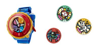 Hasbro sorprende con el nuevo reloj Yo-KaiWatch