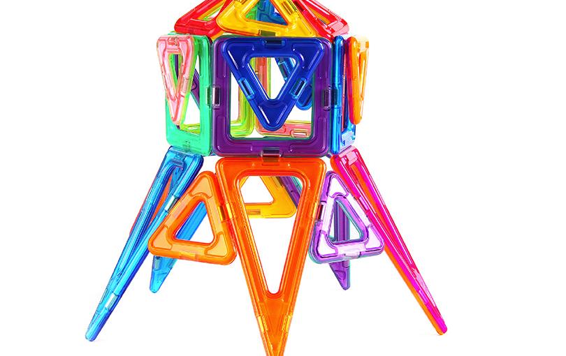 Conoce tres juguetes para tus hijos que estimulan lacreatividad