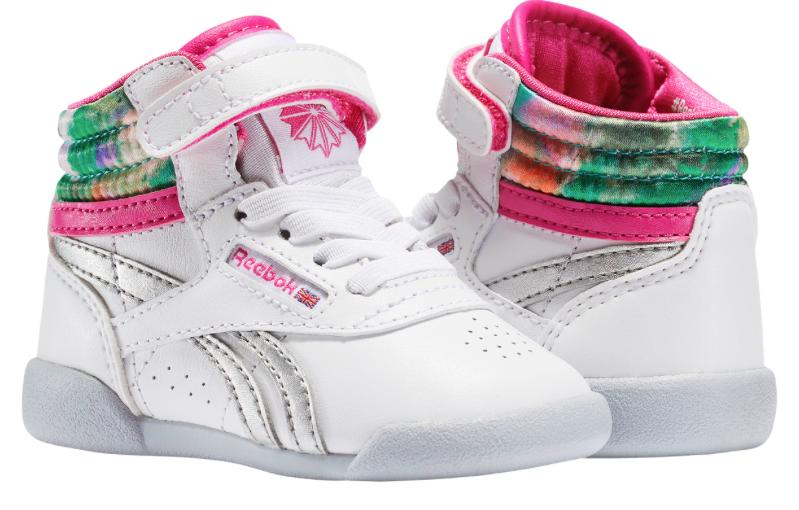 Los niños aman las zapatillas más cool deReebok