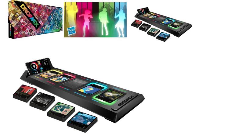 ¡Conoce DROPMIX! El nuevo juego de Hasbro yHarmonix