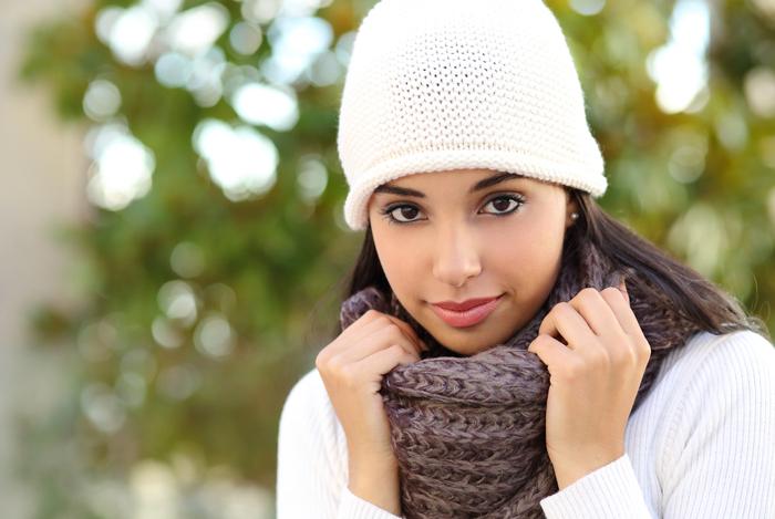 temperaturas frío cuidado piel