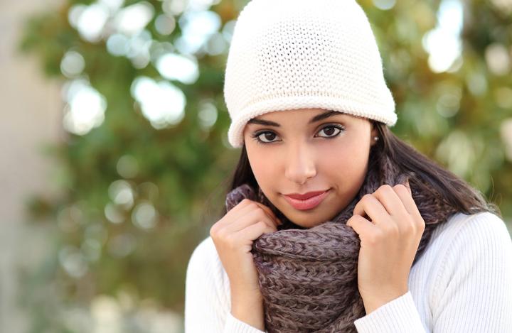 ¿Cómo proteger la piel eninvierno?