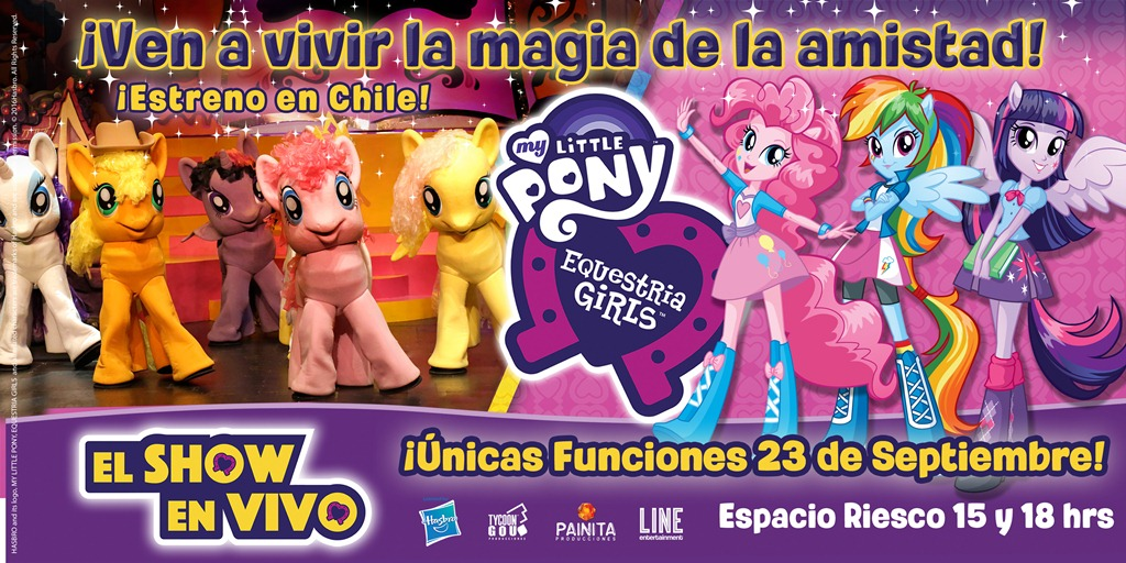 Show My little pony
