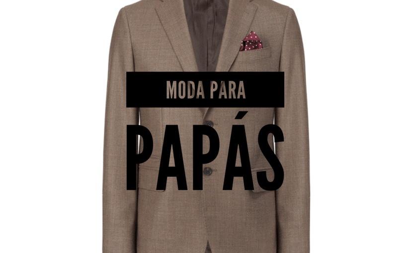#Trend para papás: Los múltiples usos del blazermasculino