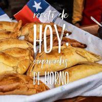 #RecetasconSomela: Empanadas chilenas (de horno)