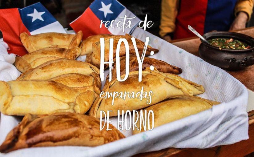 #RecetasconSomela: Empanadas chilenas (dehorno)