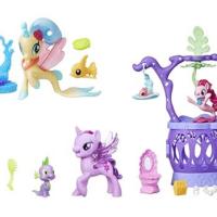 #MLP Estas son las Ponys inspiradas en la última película de My Little Pony