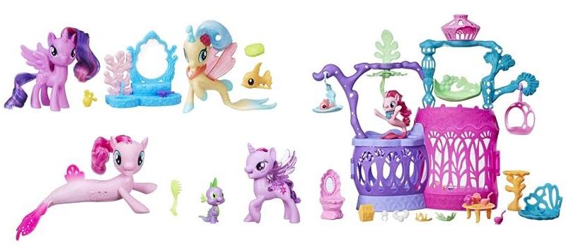 #MLP Estas son las Ponys inspiradas en la última película de My LittlePony