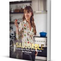 Min Rebolledo lanza su primer libro con más de 100 ricas y sanas recetas