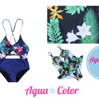 Atentas amigas plus size: Bikinis y trajes de baño  tropicales