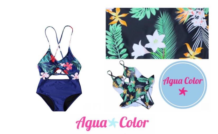 Atentas amigas plus size: Bikinis y trajes de bañotropicales