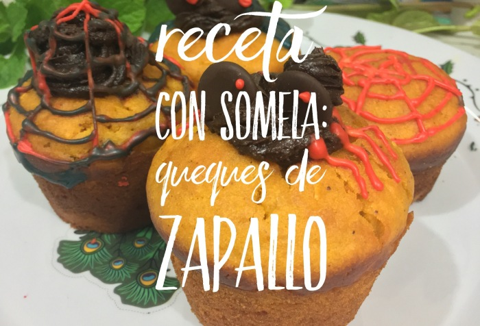 receta somela queque de zapallo