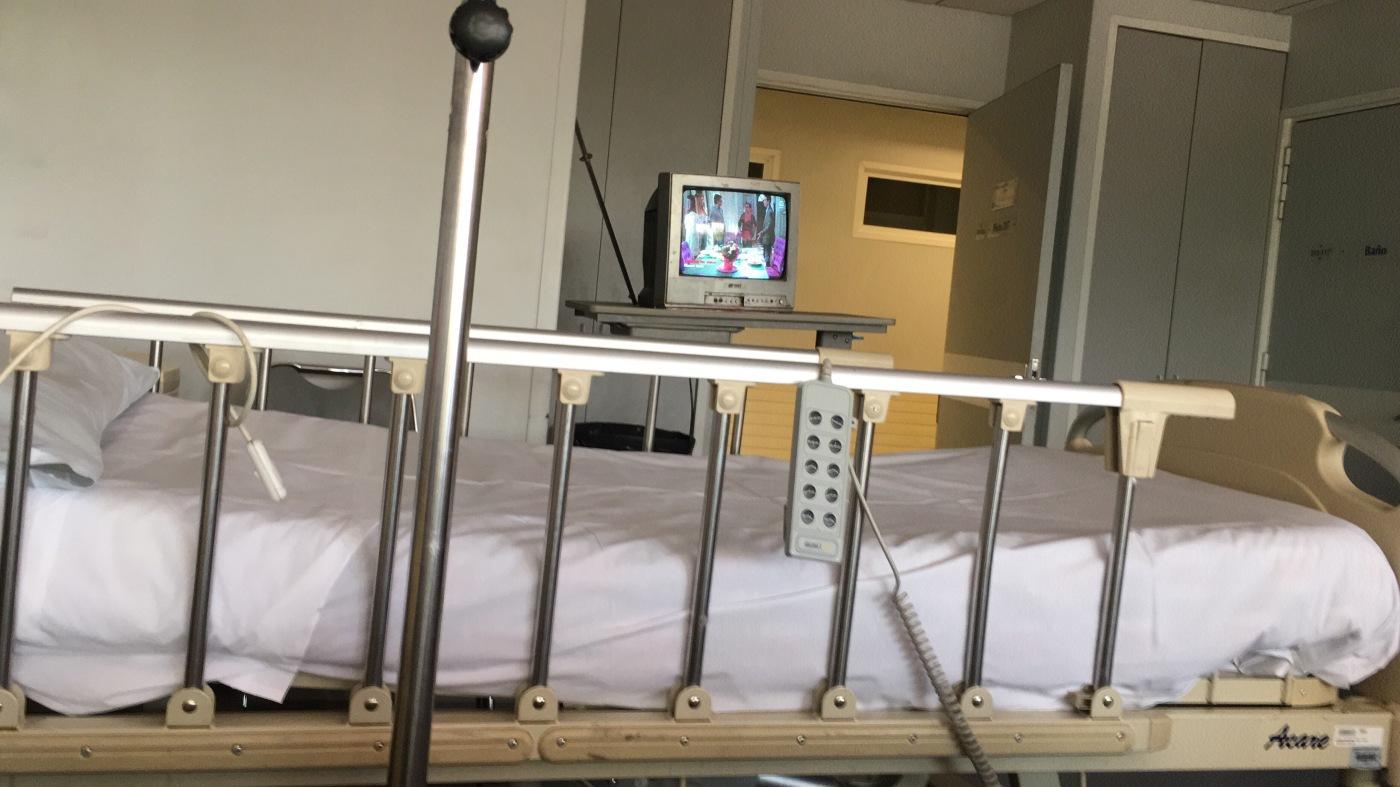 Aventura en el Hospital