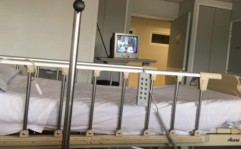 Mi aventura en elhospital