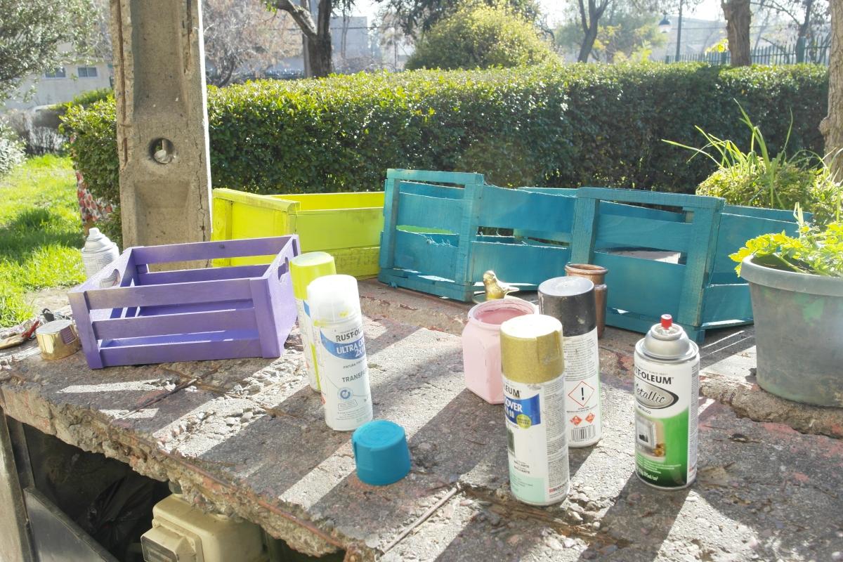 #DIY Renovando la casa con Rust-Oleum