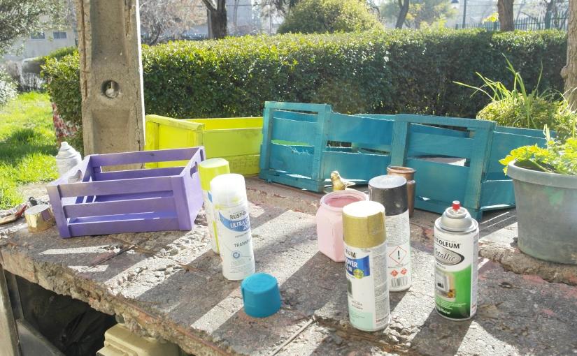 #DIY Renovando la casa conRust-Oleum
