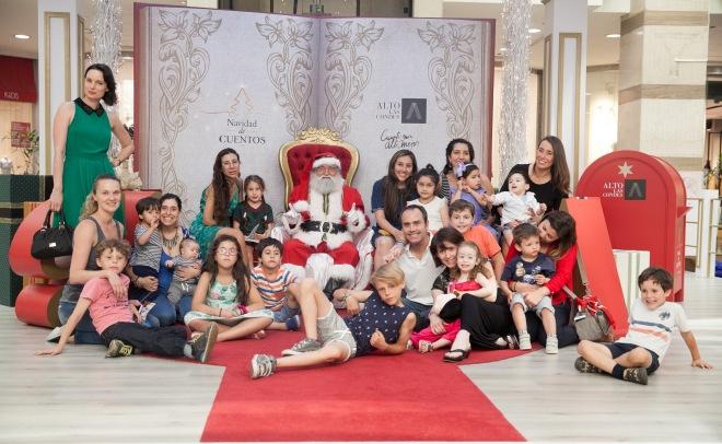 Navidad Alto Las Condes Sofía