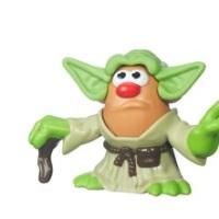 El Señor Cara se convierte en uno más de Star Wars