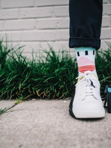 calcetines estilosos