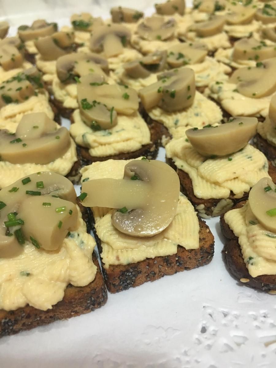 #RecetasconSomela Pastas para tapaditos y canapés