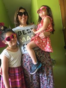 Yo y las niñas verano