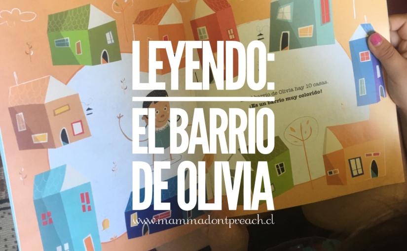 Leyendo: El Barrio deOlivia