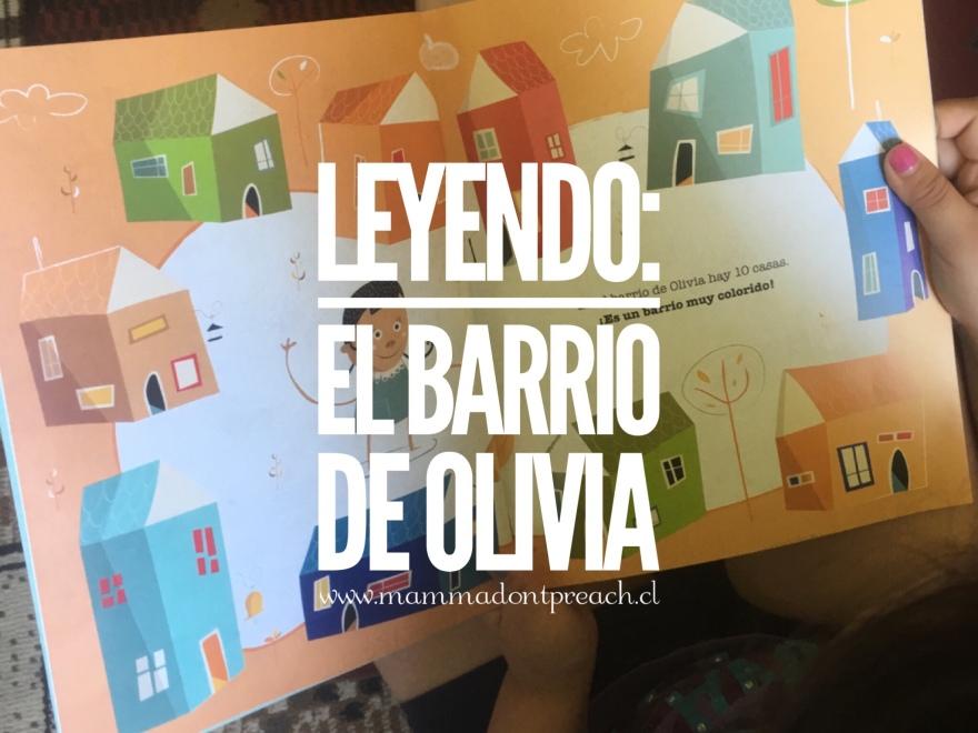 Leyendo: El Barrio de Olivia