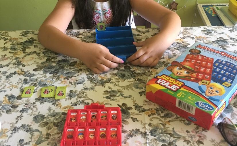 Juegos en movimiento, fundamentales para integrar aprendizajes del primersemestre
