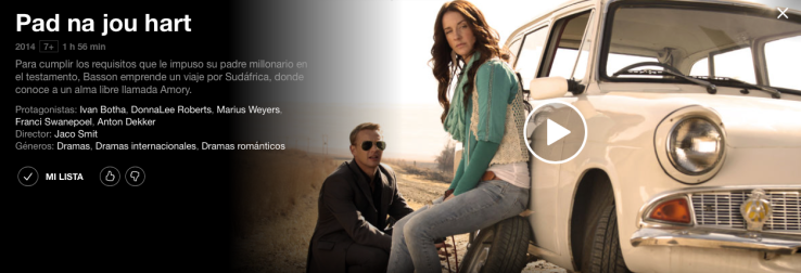 Road to your Heart Netflix