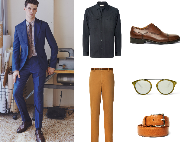 #PappaDontPreach Cómo vestir de oficina sin derretirse en elintento