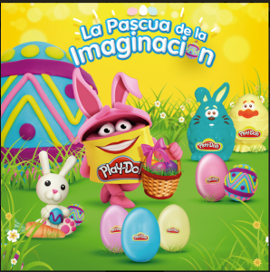 pascua play doh