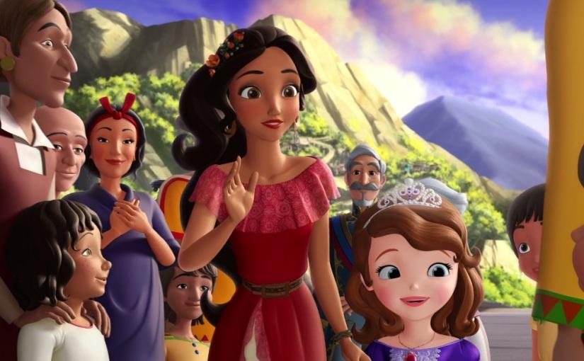 Las celebraciones del Mes Princesas llegan a Disney Junior con magia, aventuras y nuevamúsica