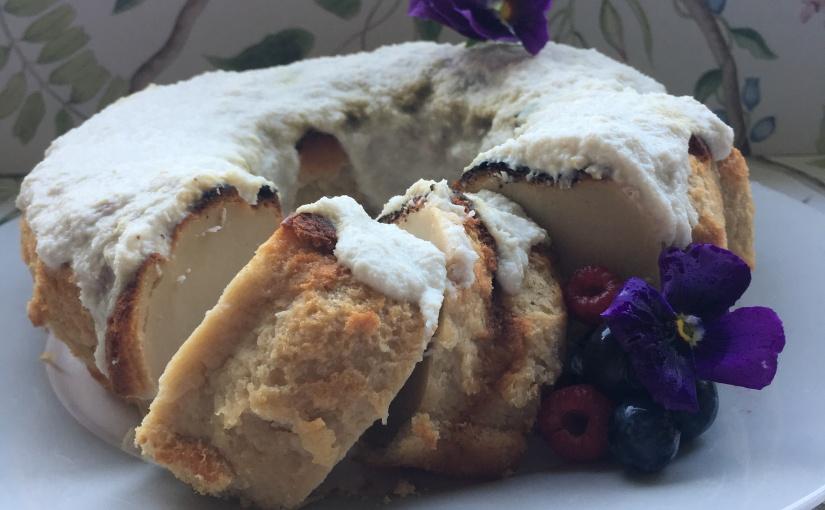 pastel de coco somela