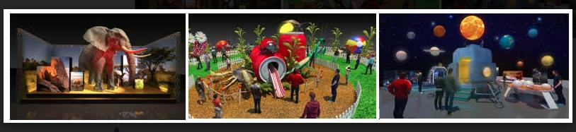 dinosaurios animatrónicos nat geo